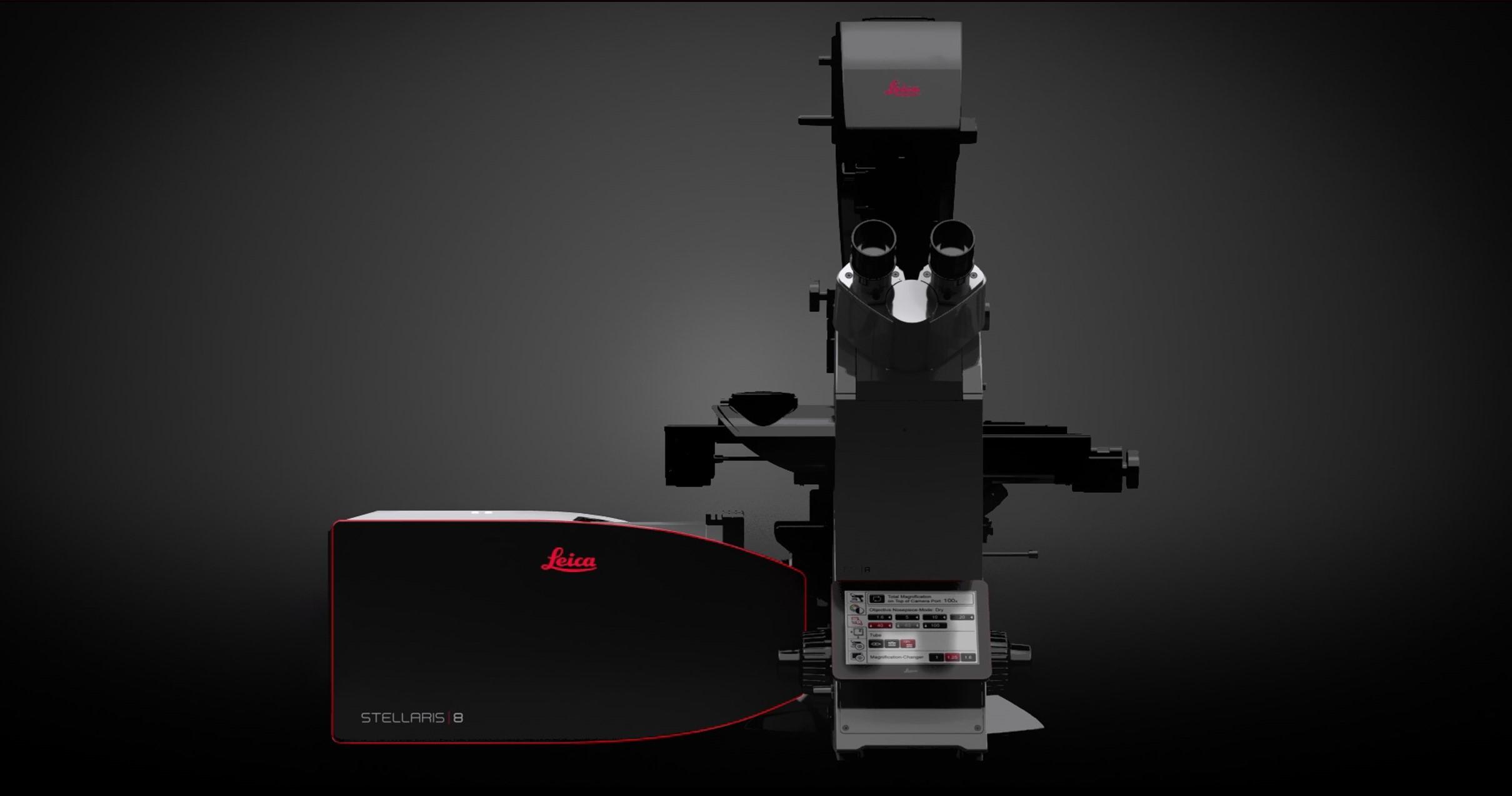 Revoluční konfokální mikroskop