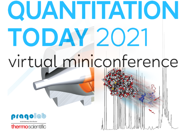 Quantitation today 2021 - Virtual miniconference